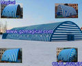 big PVC quality inflatable tent wareh outdoor sheld