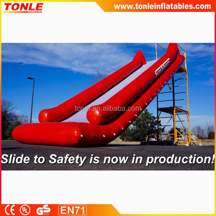 Inflatable Slide Fire Escape: List Manufacturers Of Emergency Escape Slide, Buy