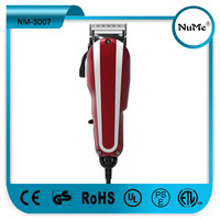 Professional electric hair cutting machine 5 star series powerful and durable V9000 motor hair clipper NM-5007