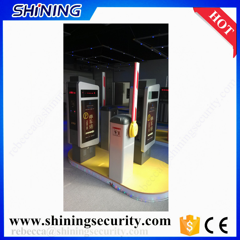 Auto remote control vehicle access car parking lifting barrier gate