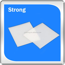 High Quality heat Resist Cushion Translucent / milky white Silicon Rubber Sheet in China