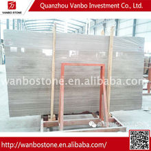 Chinese grey wooden marble wood gray marble grey wood vein marble