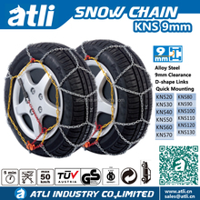ATLI snow chains Tire chains for Car and Truck With TUV/GS and Onorm V5117
