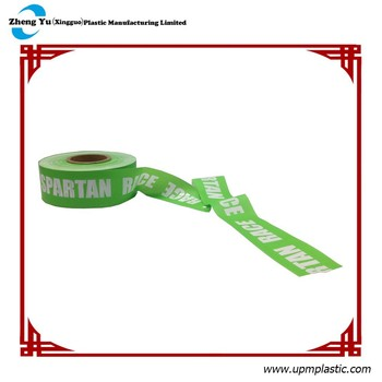 PE Plastic Warning Tape in Roll