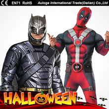 Five-star black spiderman costume with low price