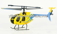 New! 6035 2.4G 4CH Single Blade R/C Helicopter with Gyro and LCD Control Transmitter