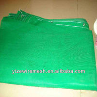 green Fiber Glass Wire Mesh Screen (11 years' factory)