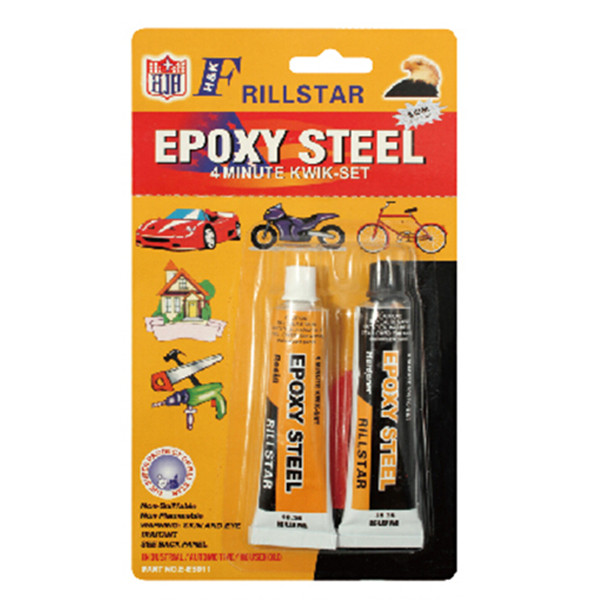 Epoxy Steel Glue Epoxy resin AB glue 4 minutes AB glue
