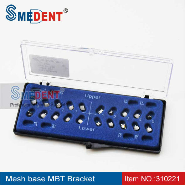 Sell Orthodontic Mesh base Roth Bracket product / Orthodontic Bracket