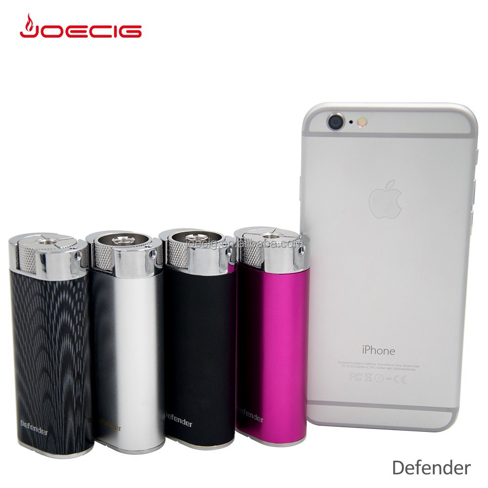 The lattest defender mini box mod 36W defender mod with tempreture control