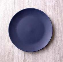 China supplier JK ceramics wholesale dinner <strong>plates</strong> colored round <strong>plate</strong> dishes set