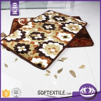 softextile 2016 hot sale custom quick dry bath mat