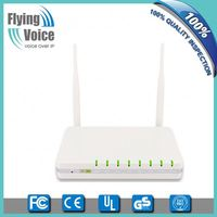 Best price IVR ip gateway voip softswitch gateway with 5dBi external antenna G802