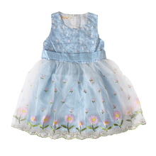 2018 new <strong>girl's</strong> <strong>dress</strong> and puffy princess skirt