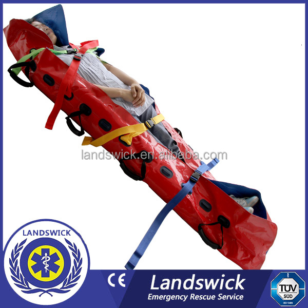 First Aid Folding Ambulance Stretcher For Sale