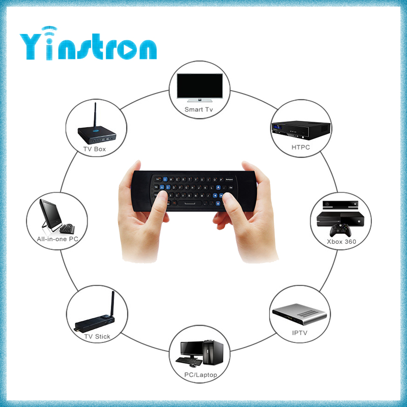 MX3 Fly Air Mouse remote control 2.4GHz mini Wireless Keyboard with microphone for ott tv