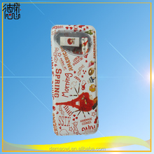 Directly China stationery supplier cheap custom printed logo high school cartoon metal pencil case b40