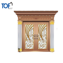 217 new beautiful design of main gate of home made of stainless steel