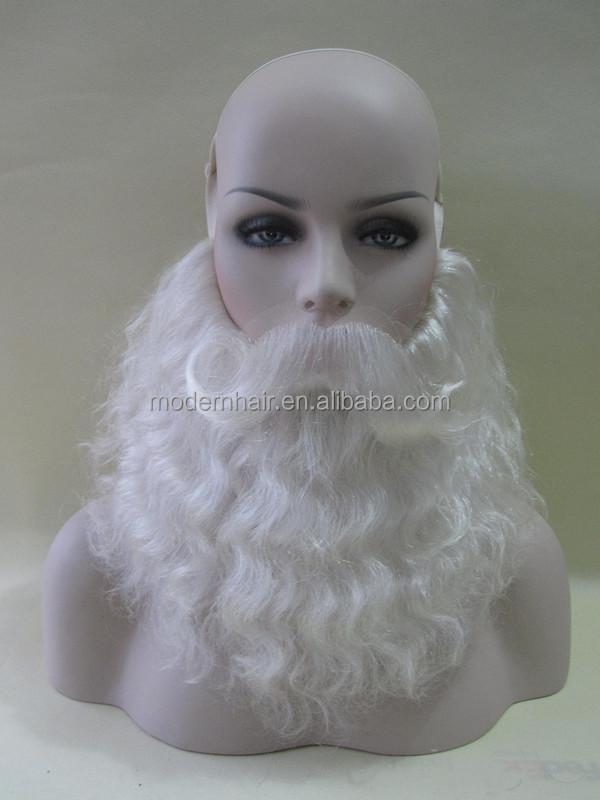 Yak Hair Santa Wigs 78