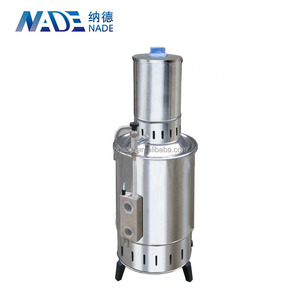 Nade lab Pharmaceutical Machinery YA.ZD-5 Stainless Steel water Distiller 5L