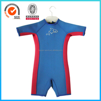 2016 Fashion and top design customize safe neoprene baby wetsuit