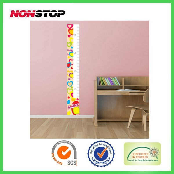 Bright Hearts Growth Chart