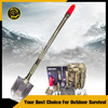 New Design 4x4 Off Road Vehicle Accessories Shovel Knife Hoe Screw Driver Flashlight