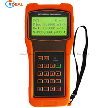 Ultrasonic Portable, Handheld, Wallmounted Flow Meter/ Flowmeter
