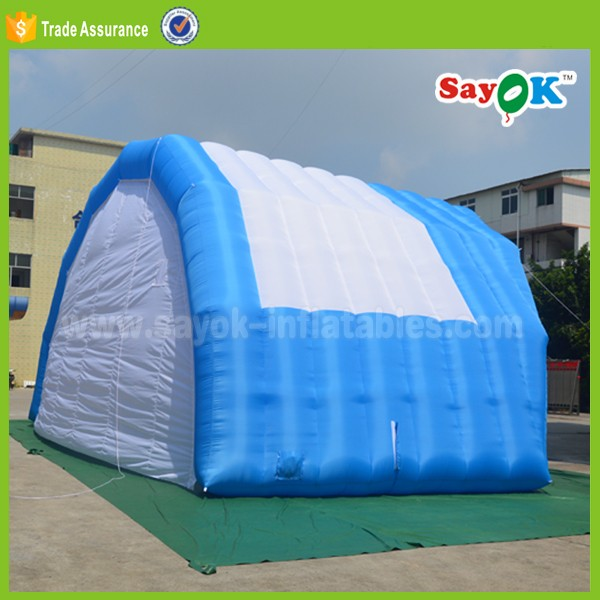 Tent inflatable,the large outdoor weeding inflatable party cube tent price for camping event