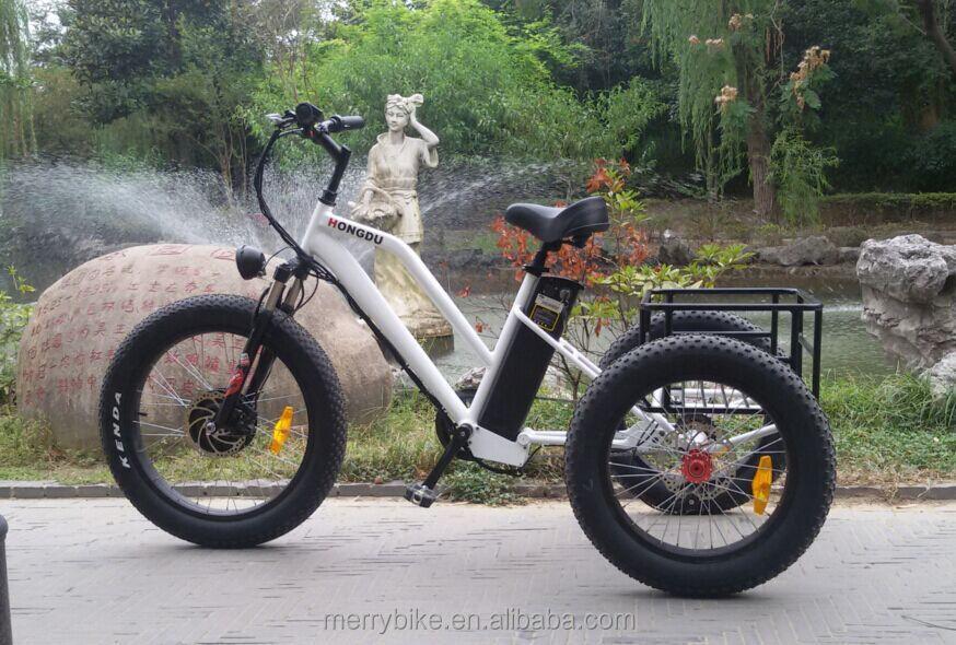 3 Wheel Electric Bicycle Manufacturers China 3 Wheel