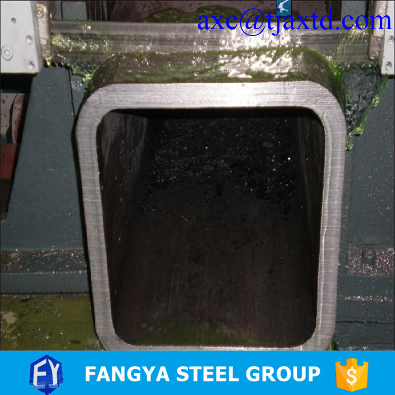 FACO Steel Group ! square tube hook mild steel square tube 38mm/black iron square tube