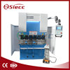 cnc press brake used sheet metal bending machinery hydraulic bender plate stainless steel mini press brake