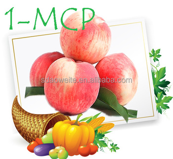 1-MCP maintains the freshness of peaches