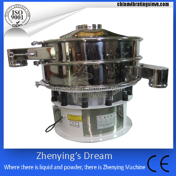 Round xxsx Hot Vibratory Screen in china