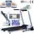GS-642i Indoor Cheap Electric treadmill with iphone polar support for Home Use