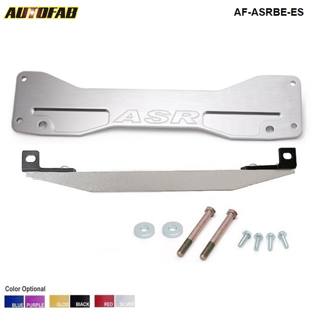 AUTOFAB - REAR SUBFRAME + Tie Bar For <strong>Honda</strong> <strong>Civic</strong> 02-06 Silver (<strong>other</strong> color: red.blue,golden,purple,black) AF-ASRBE-ES