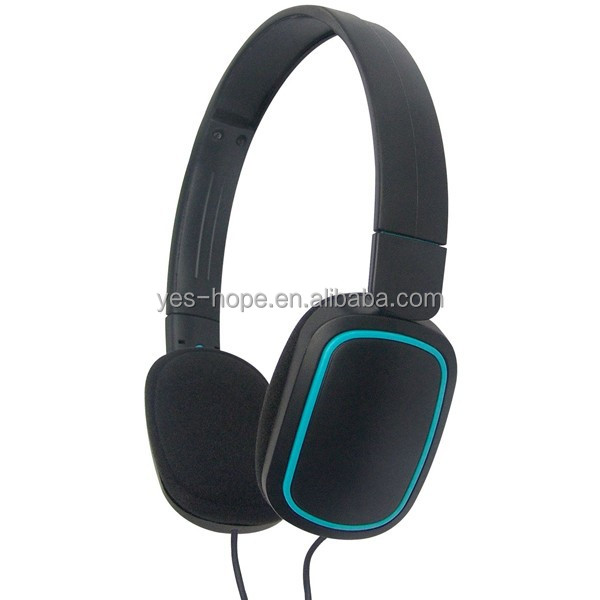 New china products competitive price music children headphone with microphone