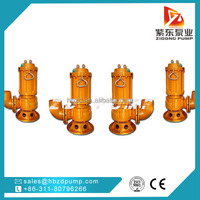 leather industry wastewater pump