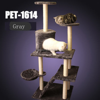Most popular attractive fashion pet cages and houses cat toy cardboard cat scratching board