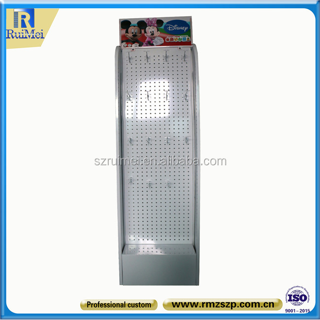 Floor-standing Toy Display Rack Shop Rack Display Rack