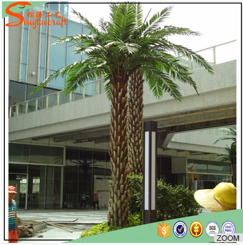 songtao cheap artifical tree artificial outdoor silver date palm trees plants for sale