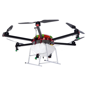 10 kg chemical load uav crop sprayer drone agriculture sprayer uav drone
