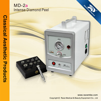 MD-2a mature portable diamond peel type machine for cuticle remove