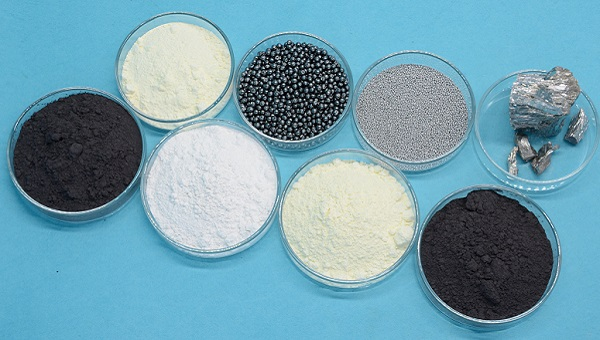 Front-side Silver Paste raw materials Tellurium Dioxide, Refined Tellurium Price, 99.99% 99.999% Tellurium Oxide