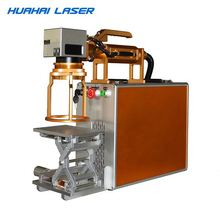 High quality Metal /plastic/steel/copper fiber laser marking machine for sale with Ezcad software