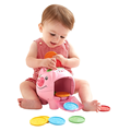 Learning Toy Piggy Bank Tin For Kids