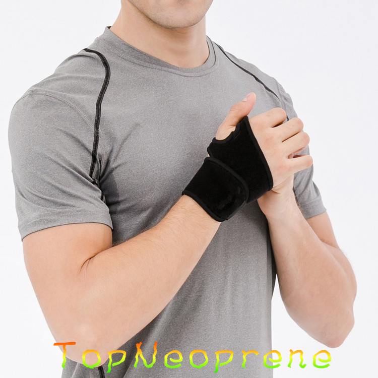 Protector The Wrists Neoprene Compression Stylish Wrist Support