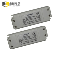 ad/dc 5-12v 350ma 4w constant current dimmable led driver for LED ceiling/panel/downlight
