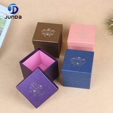 China Manufacturer Christmas Printing Recycled guess gift box