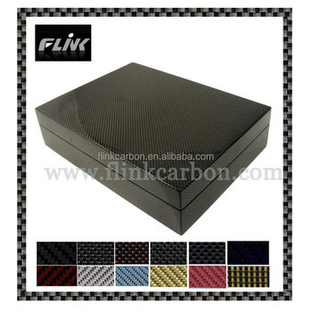 3K Carbon fiber Storage box